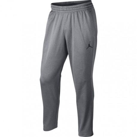 Nike Pantalone Lucido Jordan Grigio