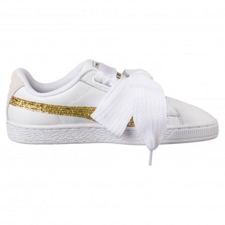 scarpe puma oro donna