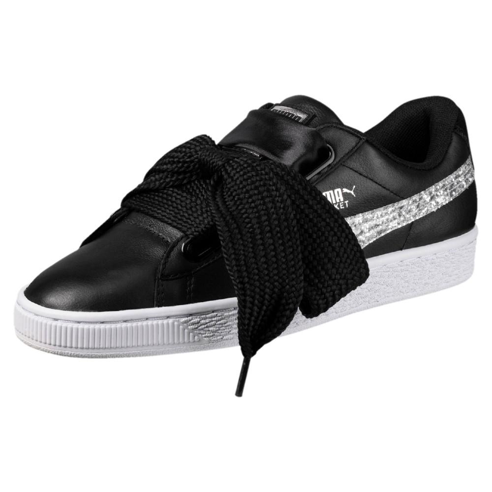 PUMA Nero Casual scarpe Trainer Taglia Uk 5.5 Eur 38.5