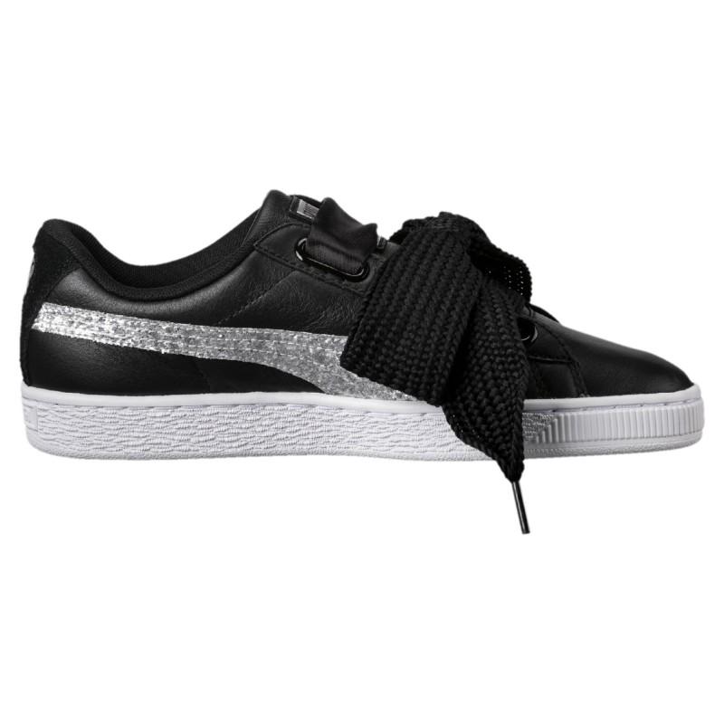 scarpe puma glitter donna