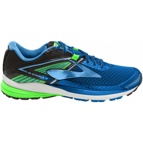 Brooks Ravenna 8 Electric Blue/Lemonade