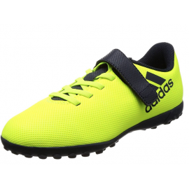 Adidas Scarpa Junior X 17.4 TF Giallo/Nero