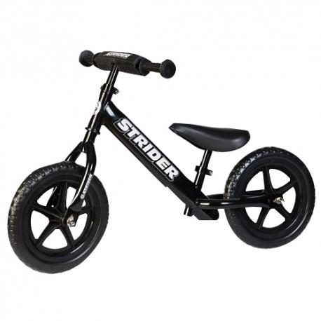 Strider Bici Classic&Sport Black