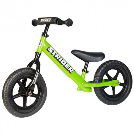 Strider Bici Classic&Sport Green