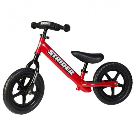 Strider Bici Classic&Sport Red