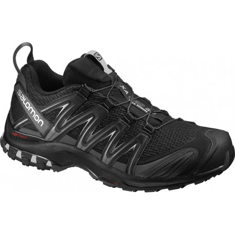 Salomon Scarpa Xa Pro 3d Black/Magnet/Quiet Shade