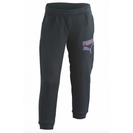 Puma Pantalone Felpa Jr 37 Black