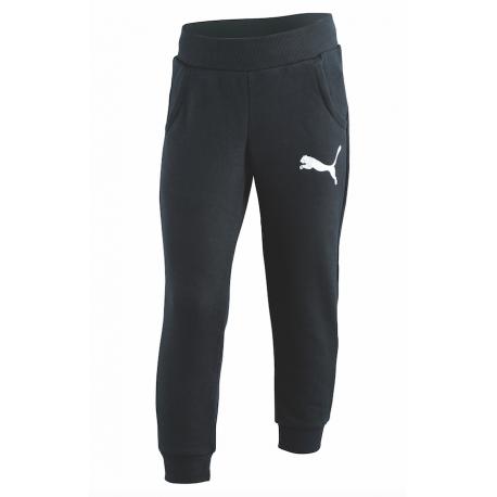 Puma pantalone Junior Felpa Girl 37 Black