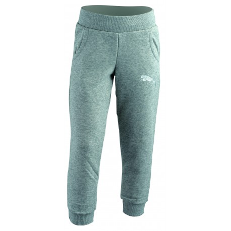 Puma Pantalone Junior Felpa Girl 37 Light Gray