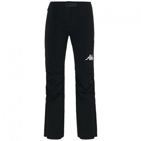 Kappa Pantalone Donna 4Cento 409 Black