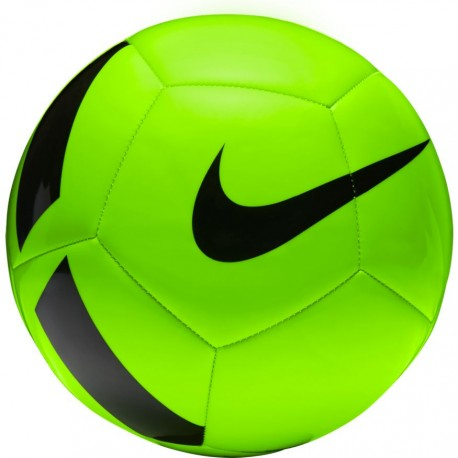 Nike Pallone Pitch Team Verde/Nero