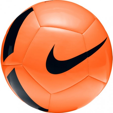 Nike Pallone Pitch Team Arancio/Nero