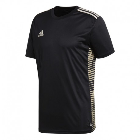 Adidas T-Shirt Mm Tango Cl Black