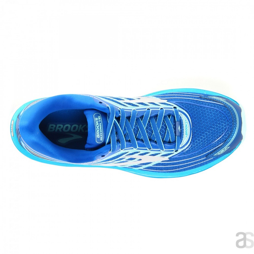 Brooks Glycerin 15 Donna Blue/Mint