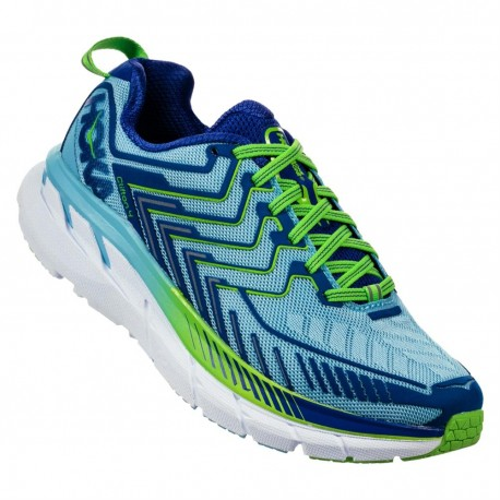 Hoka Clifton 4 Donna Blue/Surf the web