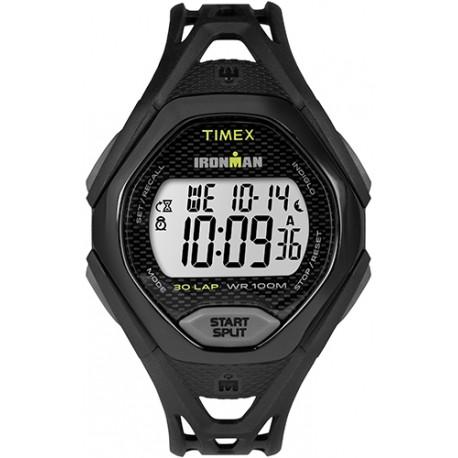 Timex Orologio Sleek 30 Lap Black