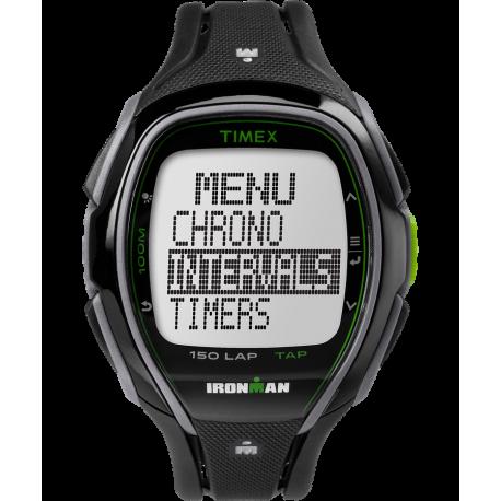 Timex Orologio 150 Lapp Sleek Black