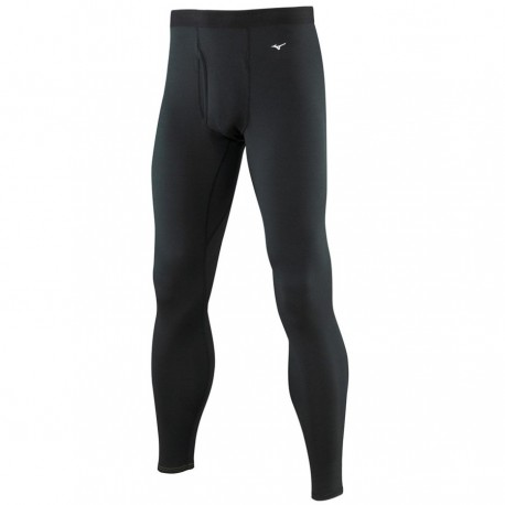 Mizuno Bt Long Tight Run Mid Weight Black