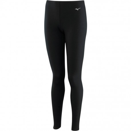 Mizuno Bt Long Tight W Run Mid Weight Black