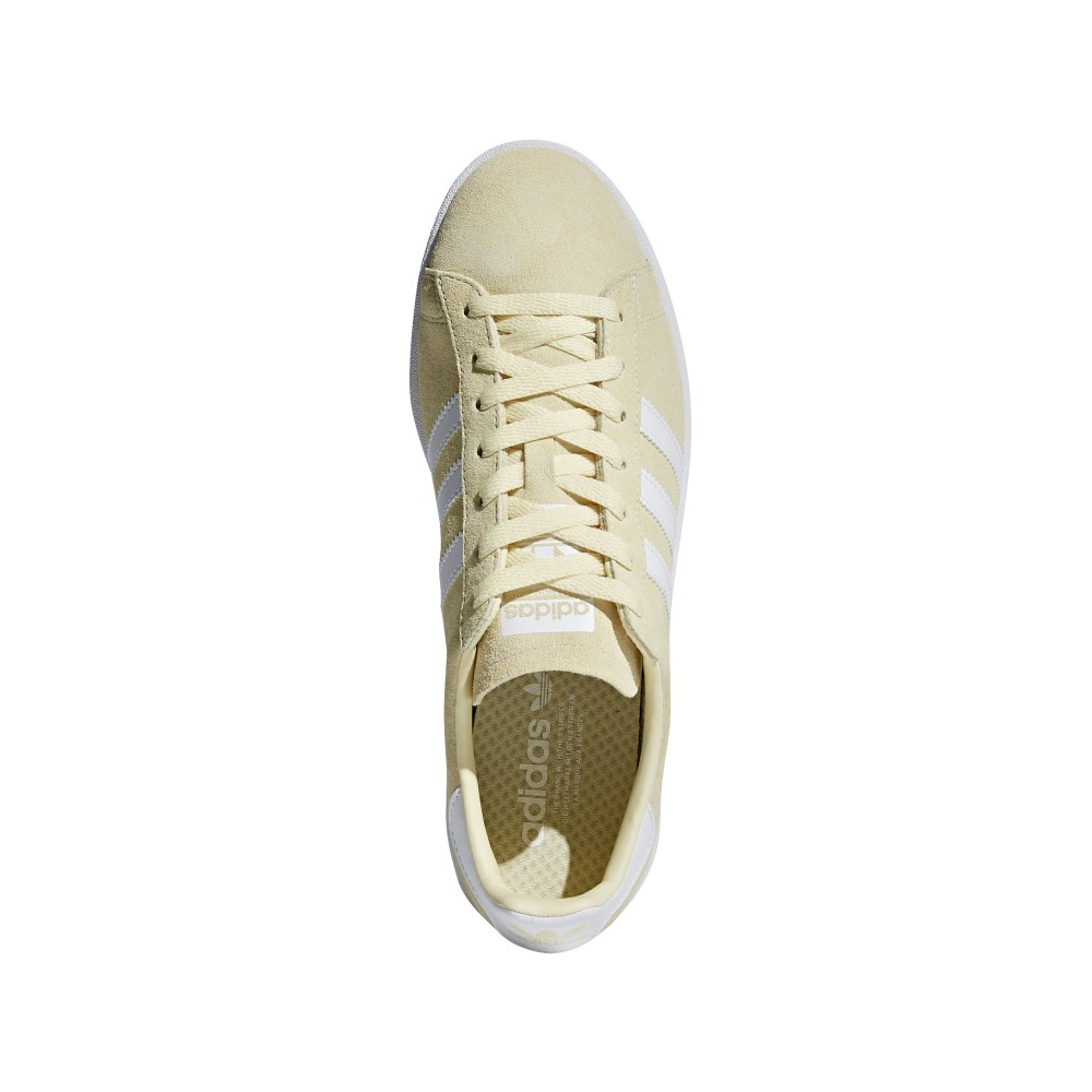 adidas campus gialle donna