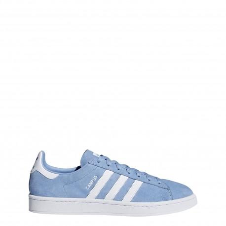 Adidas Donna Campus Azzurro/Bianco