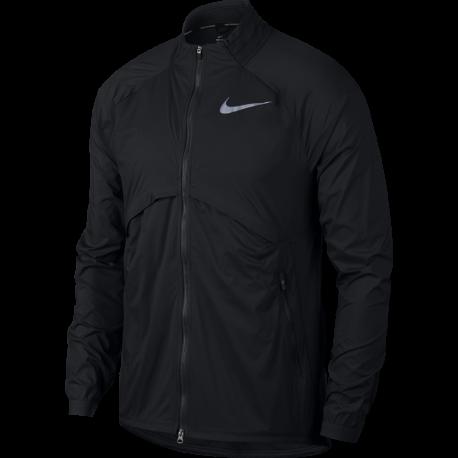 Nike Giacca Shield Convertible Running Black