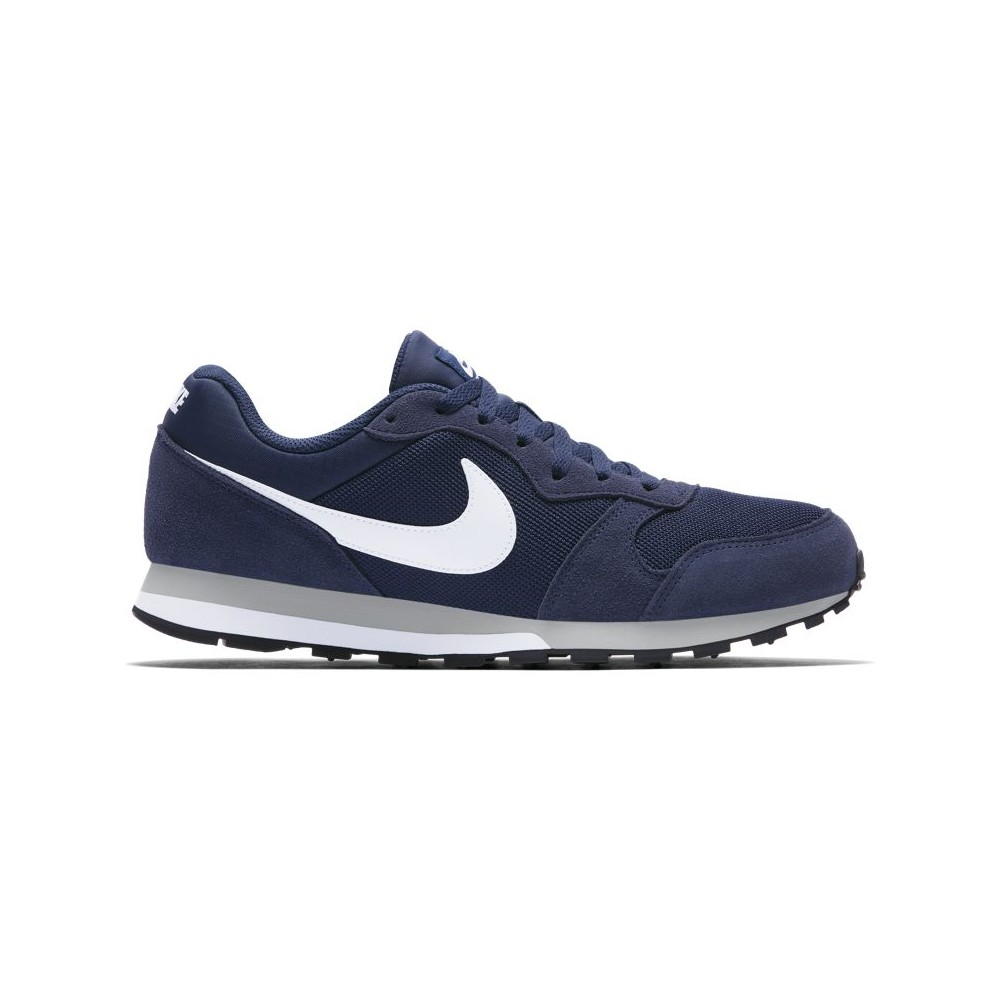 Sneakers blu per unisex Nike Md runner 26a7dpGLhg