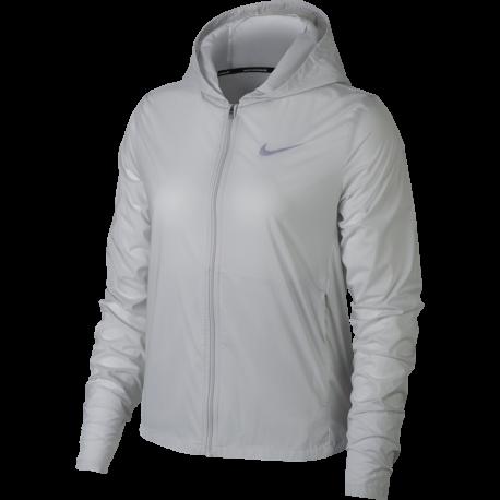 Nike Giacca Running Shield Convertible Hd Donna Vast Grey