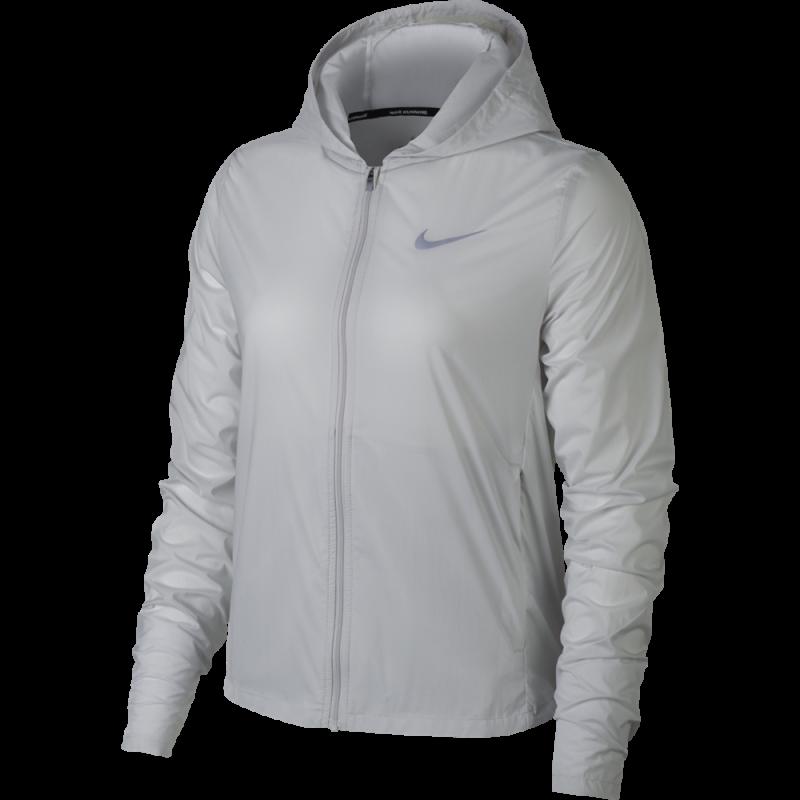 27e343b2c4 Nike Giacca Running Shield Convertible Hd Donna Vast Grey ...