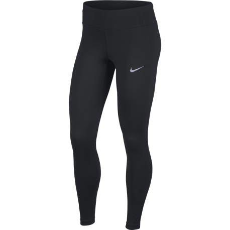 Nike Tights Running Power Racer Donna Black