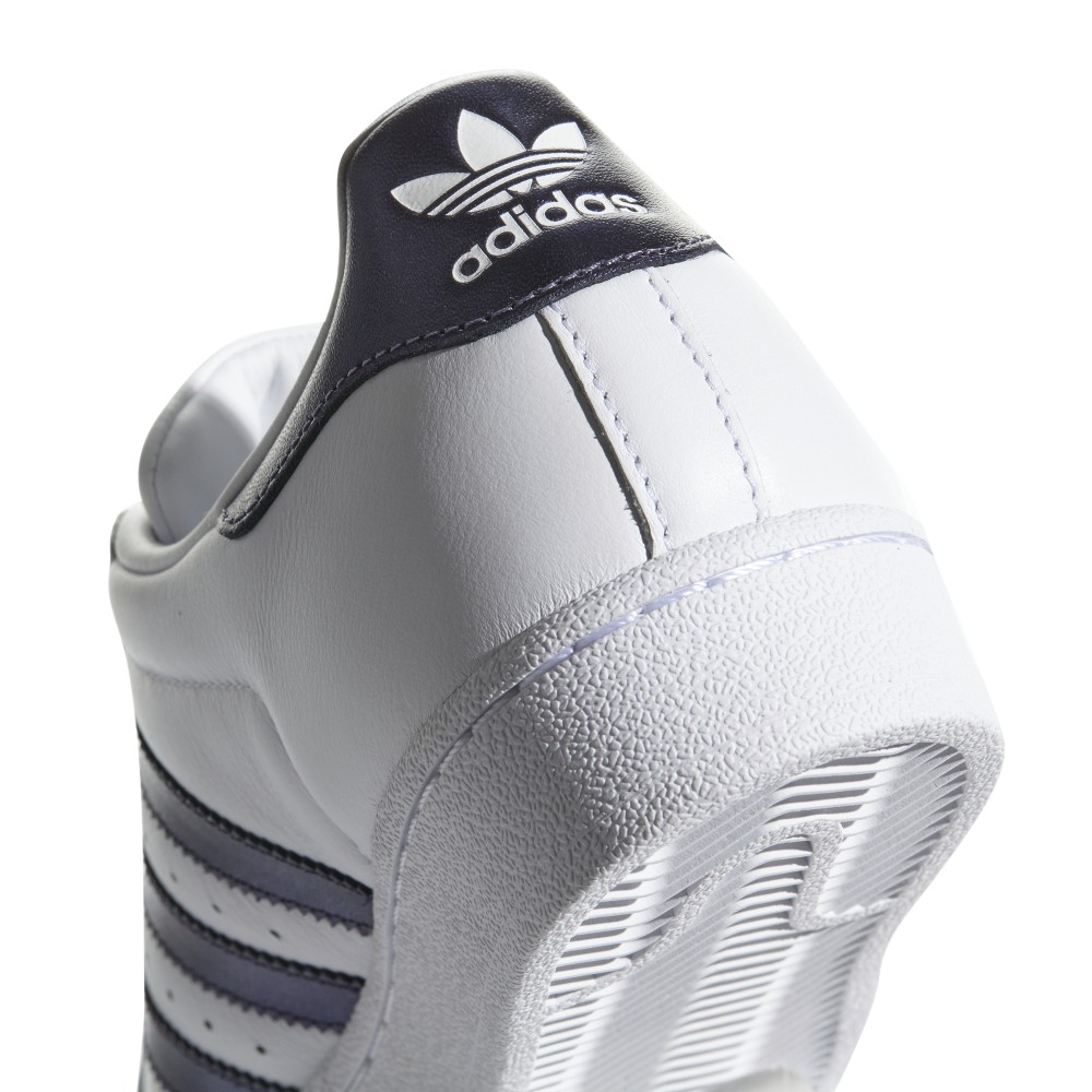 reputable site 296f5 4e5b2 ... Adidas Donna Superstar Bianco Viola ...