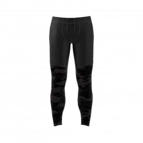 Adidas Tight Run Tko Carbon/Black