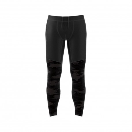 Adidas Tight Run Tko Carbon/Black