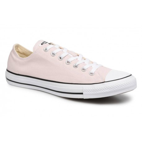 Converse Donna Canvas Ox Seasonal Rosa