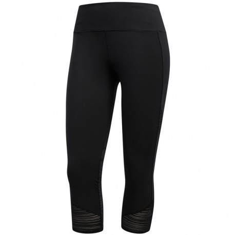 Adidas Tight Run 3/4 How We Do Donna Black