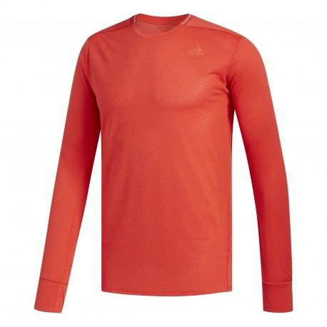 Adidas Shirt Ml Run Supernova Hirere