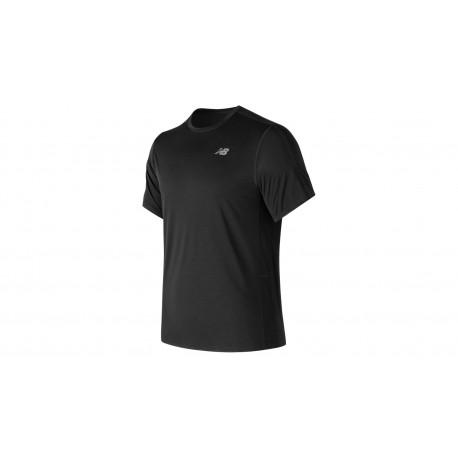 New Balance T-Shirt Mm Rn Accelerate Black