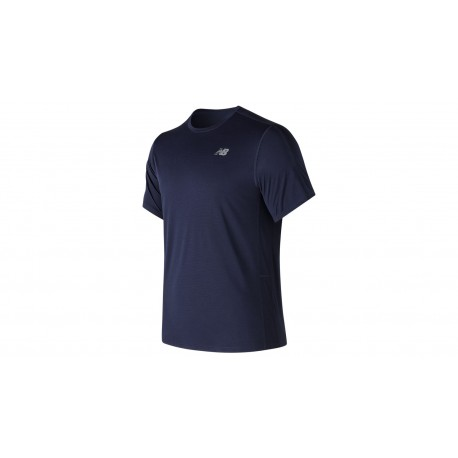 New Balance T-Shirt Mm Rn Accelerate Pigment