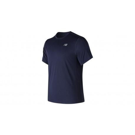 New Balance T-Shirt Mm Rn Accelerate Pigment