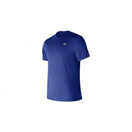New Balance T-Shirt Mm Rn Accelerate Tm Royal