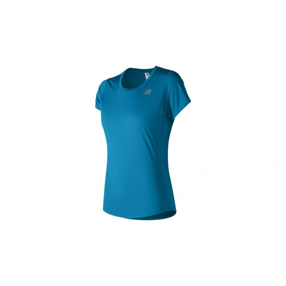 t shirt new balance donna