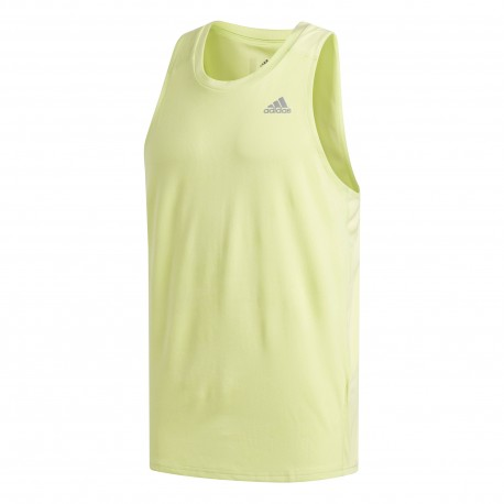 Adidas Singlet Run Response Semi Frozen Yellow