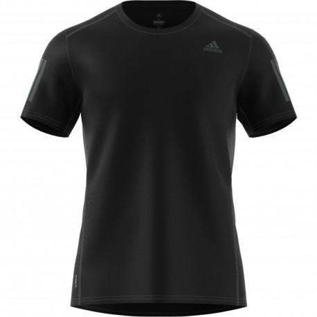 Adidas T-Shirt Mm Run Response Cooler Black