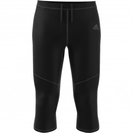 Adidas 3/4 Tight Run Response Black