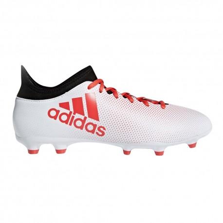 Adidas X 17.3 Fg White/Black