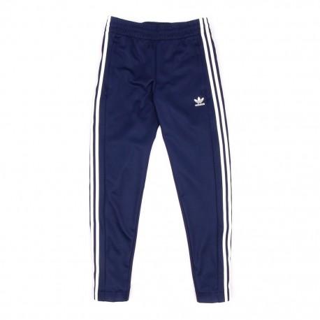 Adidas Pantalone U Snap Or Blu
