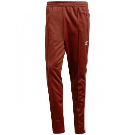 Adidas Pantalone U Snap Or Bordeaux
