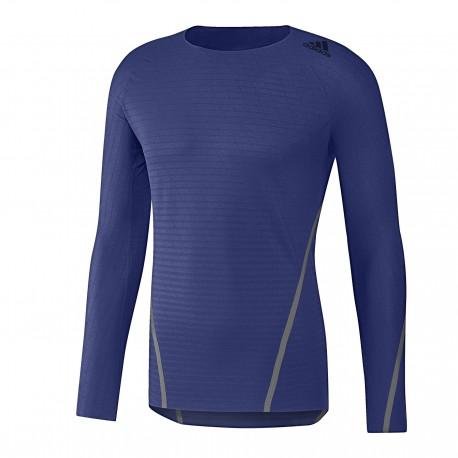 Adidas T-Shirt U Train Climachill Blu