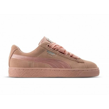 Puma Donna Suede Heart Ep Rosa/Rosa