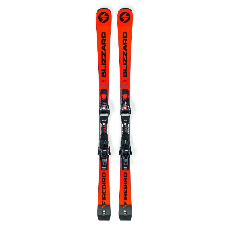 Blizzard Sci Firebird Src + Xcell 12 Demo Orange/Black
